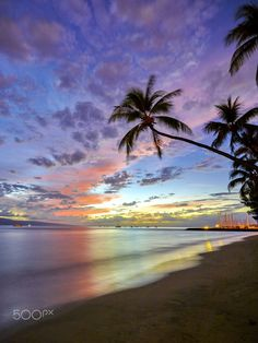 Wailea Sunset, Maui
