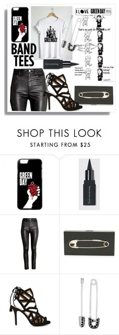 """""""Pulling teeth"""" by lullulu ❤ liked on Polyvore featuring H&M, Charlotte Olympia and Rachel Rachel Roy"""