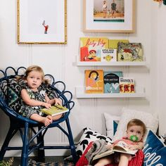 Check out our guide to creating the perfect kids reading nook at home!
