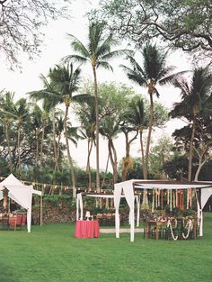 Photography : Wendy Laurel | Reception Venue : Sugarman Estate | Event Planning : LVL Weddings & Events Read More on SMP: http://www.stylemepretty.com/destination-weddings/hawaii-weddings/2016/05/19/this-hawaiian-wedding-is-what-destination-wedding-dreams-are-made-of/