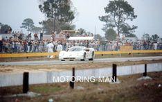 CHAPARRAL 2D 2F JIM HALL 5 PHOTOGRAPHS 1967 SEBRING 12 HOURS MIKE SPENCE JOHNSON Lorenzo Bandini, Maserati Car, Ferrari, Jochen Rindt, Monaco Grand Prix, Road Racing, Le Mans, Race Cars, Photographs