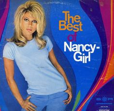 Nancy Sinatra Frank Sinatra Music, Nancy Sinatra, Lp Cover, Vinyl Cover, Top 40 Music, Easy Listening, Single Women, Pop Music, Album Covers