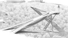 "Конкурсный проект ""Мост ангелов"""