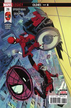 Spider-Man/Deadpool #26 - Oldies Part 1 (Issue)