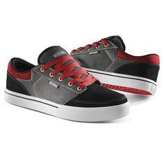 Etnies Nathan William Brake BMX shoes black grey red 85€ #chaussure #chaussures #shoe #shoes #etnies #etniesshoes #skateshoes #footwear #skate #skateboard #bmx #skateshop #skateboarding #skatelife #street #streetlife #sneakers #sneaker #lifestyle #streetart #swag #hype #hipster #skateboarder #skater #skateur