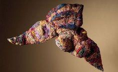 Textile artist Judith Scott: Uncovering innate talent - TextileArtist.org