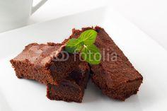 Chocolate brownies - Schokoladenbrownies