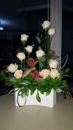 This shows form by placing the flowers in a triangle shape. Altar Flowers, Church Flower Arrangements, Church Flowers, Funeral Flowers, Arrangements Ikebana, Floral Arrangements, Altar Decorations, Flower Decorations, Flower Chart