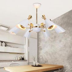Active Loft Nordic Iron Ball Sparking Pendant Light Led G4 Modern Hanging Lamp For Living Room Lobby Hotel Restaurant Bedroom Kitchen Ceiling Lights & Fans
