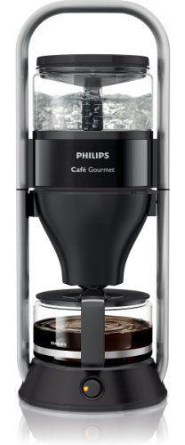 Philips HD5407/60 Kaffeemaschine Cafe Gourmet, Direkt Brühprinzip, schwarz von Philips