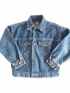 Toddler Jeans, Oversized Blazer, Cool Jackets, Mom Jeans, Layers, Hardware, Vintage, History, Denim