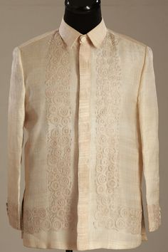 Coin-design-barong-suit
