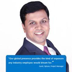 Meet Our Employees - Sunil