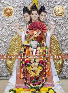 Saints Of India, Swami Samarth, Hanuman, Hinduism, Ganesh, Shiva, Jay, Prayers, Lord