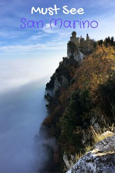 Epic views in San Marino! Everything you need to know about visiting San Marino. An off-the-beaten path destination you can't miss! Amazing Destinations, Travel Destinations, Travel Tips, Travel Stuff, Travel Advice, European Vacation, Vacation Spots, Italy Vacation, San Marino Italy