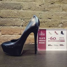 Heels to heaven! The most seductive styles are still with -60%!!! 😍😍 Let's continue Black Friday Week 🎉 Enjoy the magic discounts on our special selection!  Happy Monday! 🍒👠 #CherryHeel #luxury #shoe #boutique #barcelona #BlackFriday #shoppingitalianshoes #stiletto #MadeinItaly #casadei #style #fashion #Friday #outfit #шоппинг #барселона #итальянскаяобувь #пятница #стиль #красота #black #pumps