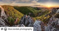 A ešte jedna parádna letna  #praveslovenske od @tibor.rendek.photography  Kršlenica Malé Karpaty  #slovakia #slovensko #mountains #landscape #nature #sun #sunset #malekarpaty #krslenica #plaveckymikulas #rocks