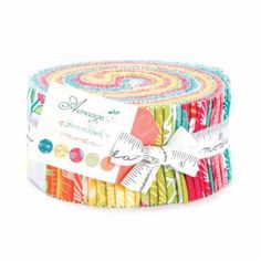 NEW Moda Acreage Jelly Roll by Shannon Gillman by CatchingStitches