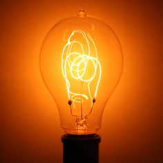70 watt 120 volt Triple Loop Filament Medium Screw Base Ferrowatt (1893) Antique Light Bulbs, Visual Development, Base, Lighting, Antiques, Medium, Home Decor, Antique Lamps, Antiquities