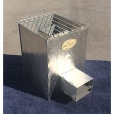 A+ Stovehinge Collapsible Rocket Stove                                                                                                                                                      More