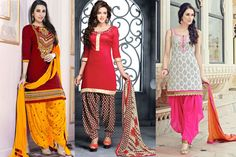 Fashion Ideas For Trendy Patialas | Fashion Apparels With Patiala