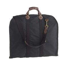 J.Crew+-+Garment+bag     For putting suits into whilst travelling
