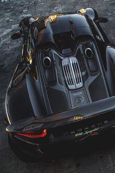 918 Spyder #Porsche / TechNews24h.com