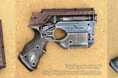 Naked Nerf – The Nerf Scout stripped realistically bare