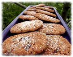 These are probably one of the best cookies I've ever had. Good Bakery, Sweet Bakery, Chocolate Coconut Cookies, No Bake Cookies, Baking Cookies, Salty Foods, Sweet And Salty, Biscuits, Finger Foods