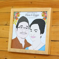 For any occasion, from wedding, birthday, graduation, until anniversary, you can MAKE your own - personalized - Wall Decoration. Contact us!