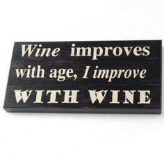 Yes, I do/ wijnspreuk - Bezoek de Wij Drinken Wijn community op Wijdrinkenwijn.nl of Facebook