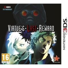Virtue's Last Reward (Nintendo 3DS)   Hype's up to eleven!