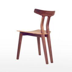 // Spline Chair by Dare Studio