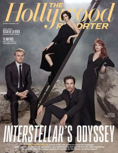 The Hollywood Reporter - 'Interstellar'