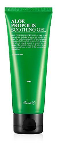 BENTON Aloe Propolis Soothing Gel * Find out more about the great product at the affiliate link Amazon.com on image. Propolis, How To Get Rid Of Acne, Sensitive Skin, Fragrance, How To Apply, Skin Care, Face Creams, Moisturizers, Korean Beauty