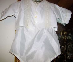 Vintage 1950s Baby Boy Christening by LavenderPathAntiques on Etsy, $35.00