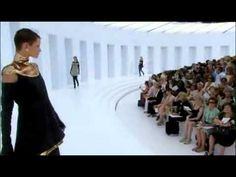 Chanel Fall 2006 Haute Couture Fashion Show (full) Chanel Couture, Haute Couture Fashion, Fashion Videos, Fashion Show, 2000s, Karl Lagerfeld, Dog Days, Fall Winter, Youtube