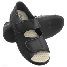 """Sandale medicinale, ortopedice, lavabile, pentru femei si barbati, PodoWell Aduler, fabricate din piele ecologica. Recomandate pentru: recuperare medicala post-operatorie, pentru edem. Gama de marimi fabricate: 36-48. Calapod mai lat decat cel standard. Brantul este detasabil / interschimbabil. Sandalele sunt reglabile pe picior: cele doua barete sunt prevazute cu velcro/""""arici"""" /""""scai"""". Talpile sunt fabricate din poliuretan, sunt ortopedice si sunt cusute in intregime. Mary Janes, Loafers, Adidas, Sneakers, Shoes, Fashion, Sandals, Travel Shoes, Tennis"""