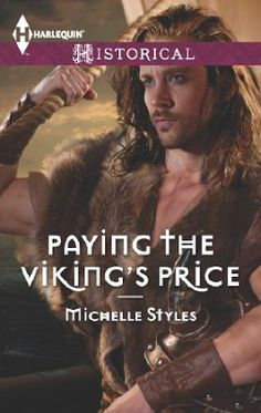 Michelle Styles for Paying the Viking's Price. Model = Taylor David ~ is this guy stunning or what?