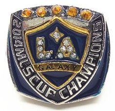 MLS Soccer Football League LA Los Angeles Galaxy 2014 Size 11