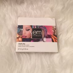 .em michelle phan Makeup - Shade Play Artistic Eye Color Palette