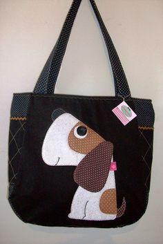 Denim Tote Bags, Diy Tote Bag, Tote Purse, My Bags, Purses And Bags, Bijoux Fil Aluminium, Patchwork Bags, Fabric Bags, Kids Bags