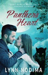 Lynn Nodima: Panther's Heart: A New Story in the Texas Wolf Pac...