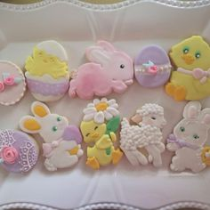 Easter Platter | Cookie Connection