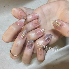 Semi-permanent varnish, false nails, patches: which manicure to choose? - My Nails Fake Gel Nails, Short Gel Nails, Gem Nails, Minx Nails, Gel Nail Art, Fabulous Nails, Perfect Nails, Gorgeous Nails, Nail Polish Designs