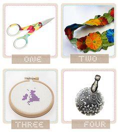 &Stitches June Wish List