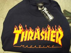 Welcome to S.O.S-BOARDZ: New Skate Goods and Thrasher Clothing