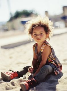 Ziza Forever Mohr by KIDS photographer Bernadette Madden.  Shot with film.