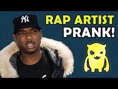 Rap Artist Booking PRANK! - Ownage Pranks