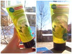 KireiKana: Гель для душу Kruidvat Apple & Green Tea shower gel
